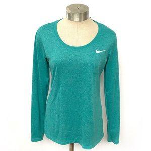 BOGO🔴 NIKE Scoop Neck Dryfit Long Sleeve Pullover